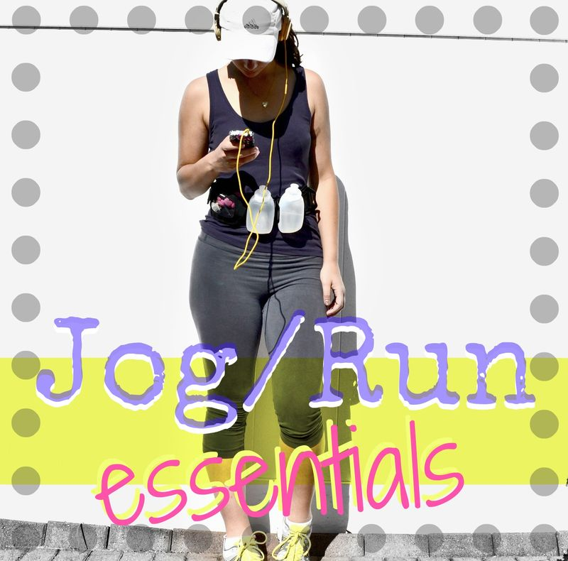 Jogger me 01 jog run essentials
