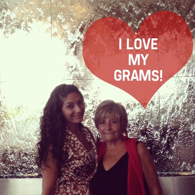 Me & Grams