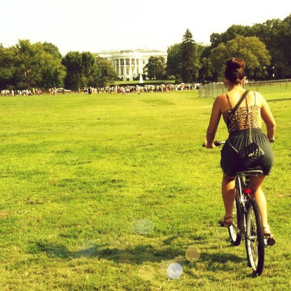 03me bike white house