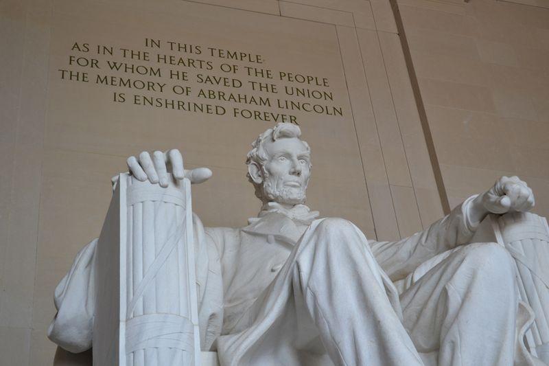 16 Lincoln memorial