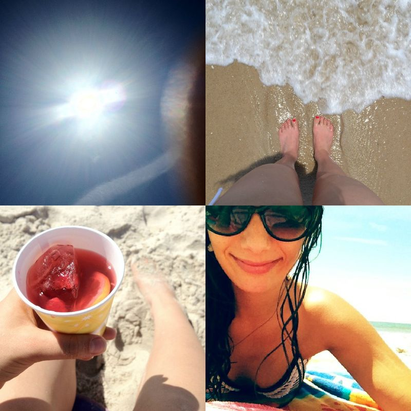 BeachyCollage