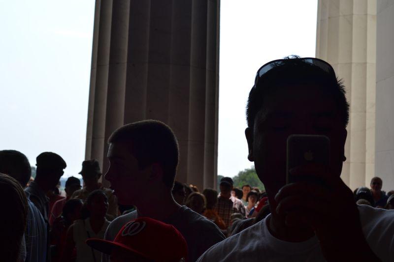 15 Lincoln memorial