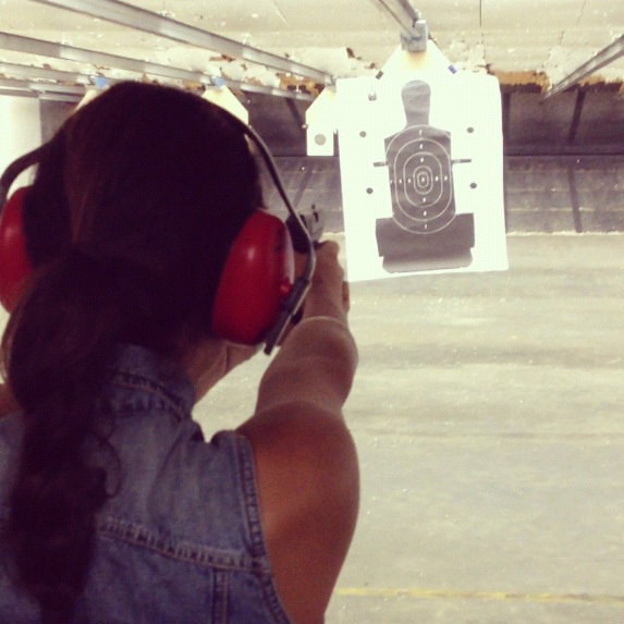 08 shooting range