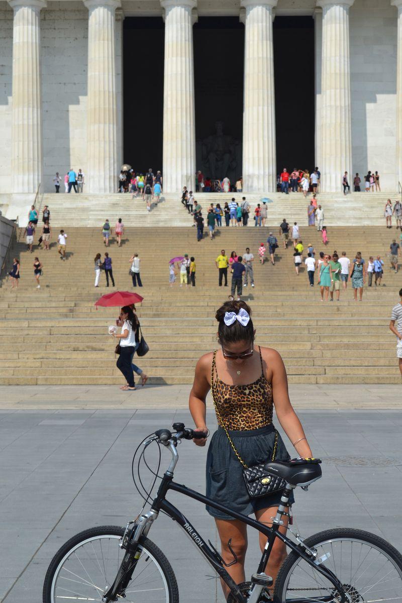 14 Lincoln memorial