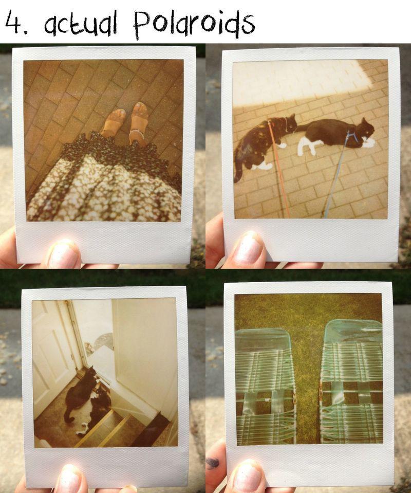 04 Polaroids