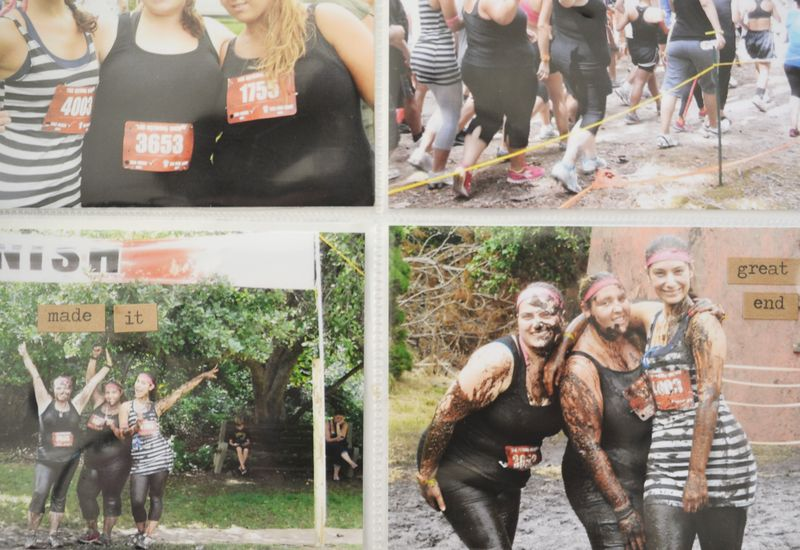 12 left mud run
