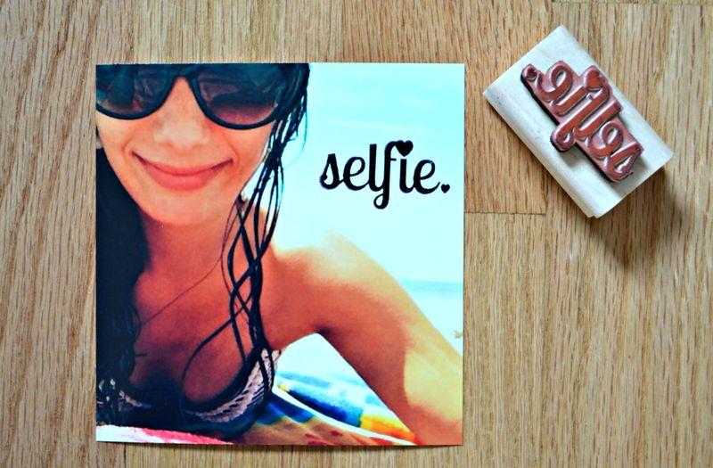 Selfie stamp_01