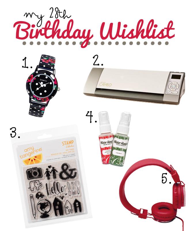 28THbirthday_wishlist