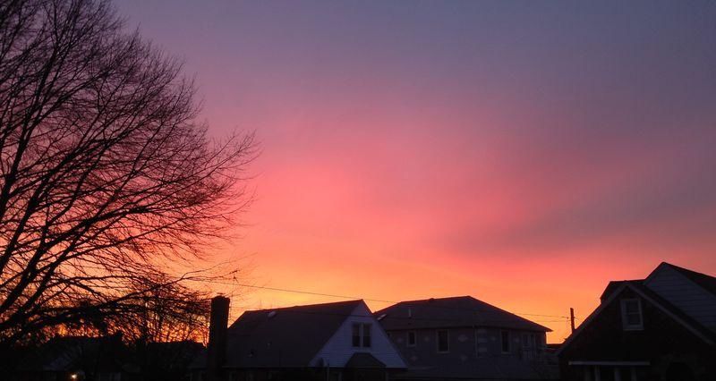 14 January sky