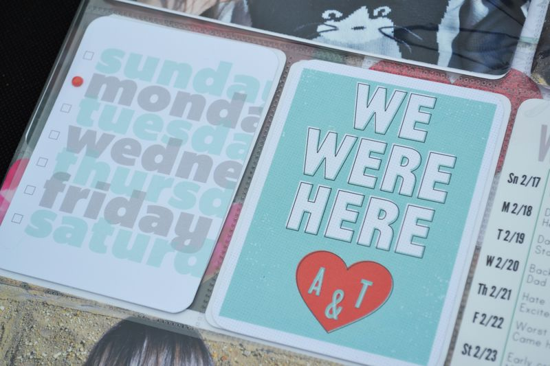 03 monday we were here