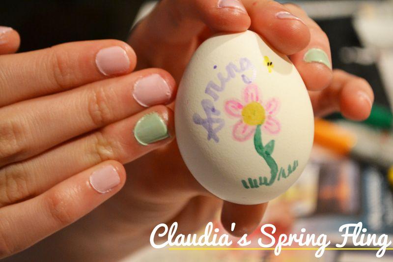 02 Claudia's Spring egg