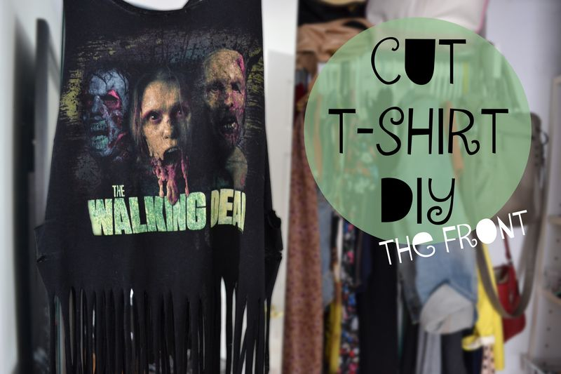 00 cut shirt diy