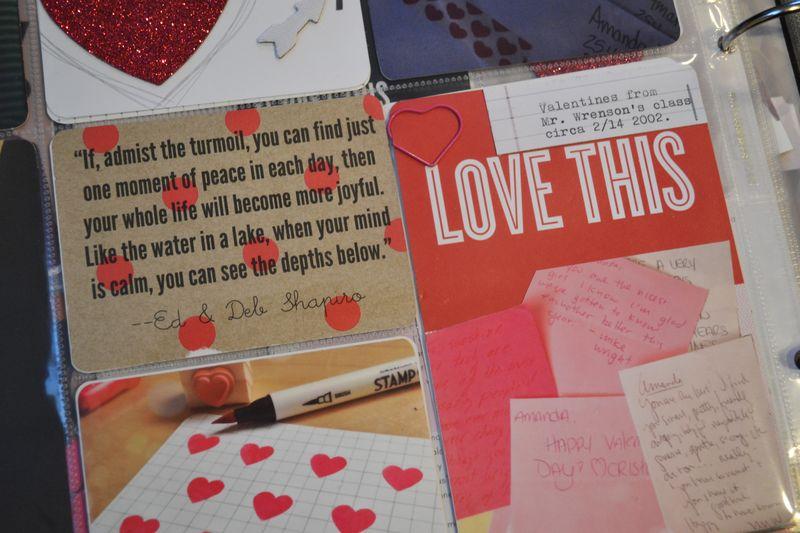 6 wreson valentines