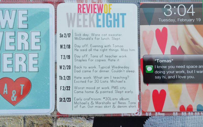 02 week in review
