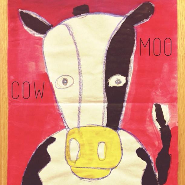 03 cow moo
