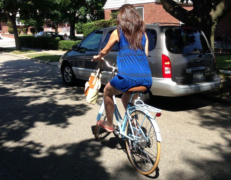 Riding Biria Citibike 02 | Amanda Rose blog