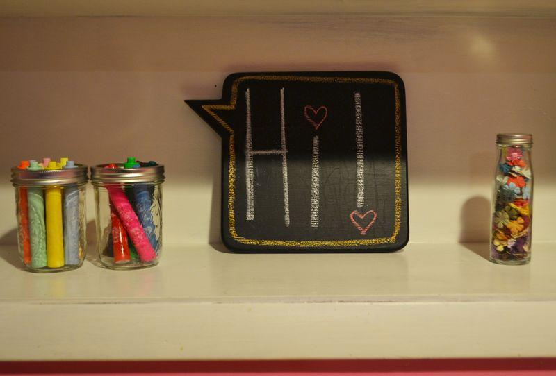 Mega Pink Craftroom Reorganized 03 | Amanda Rose blog
