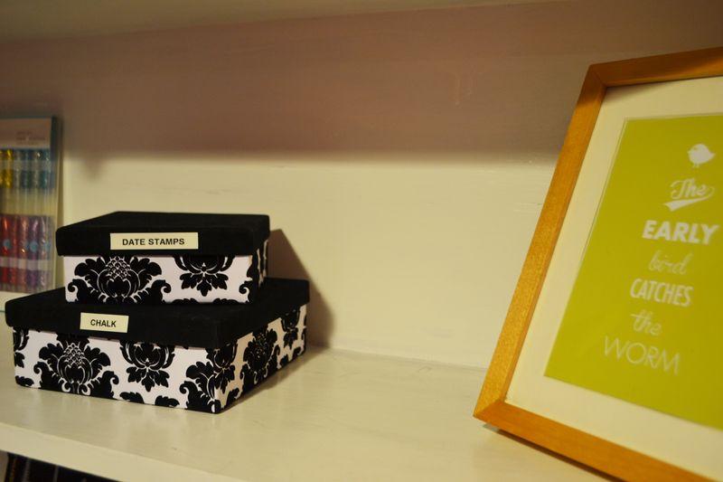 Mega Pink Craftroom Reorganized 06 | Amanda Rose blog