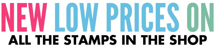 NEW LOW PRICES | Amanda Rose STAMP SHOP