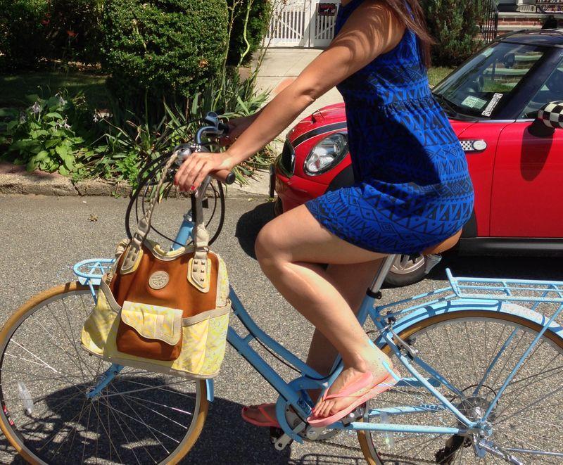 Riding Biria Citibike 01 | Amanda Rose blog