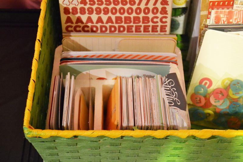 Mega Pink Craftroom Reorganized 09 02 | Amanda Rose blog