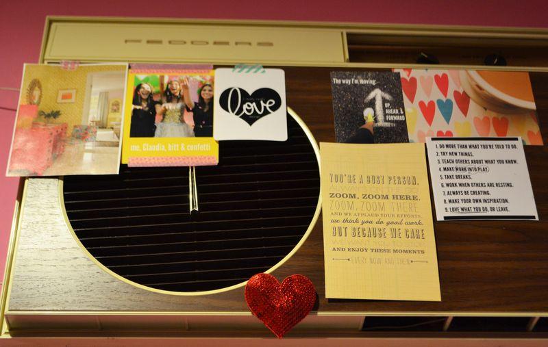 Mega Pink Craftroom Reorganized 12 | Amanda Rose blog