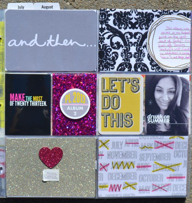 PL 2013  title page  album 2 - 01   Amanda Rose blog