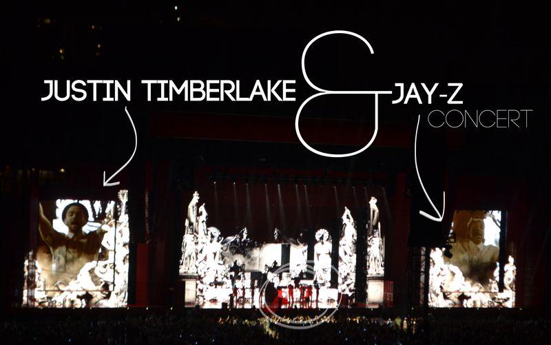 JayZ&Justin Concert 00 | Amanda Rose blog