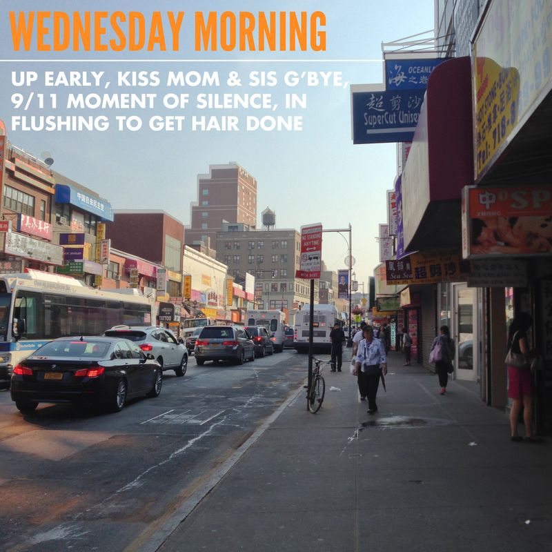 08 WednesdayMorning WEEK IN THE LIFE | Amanda Rose blog