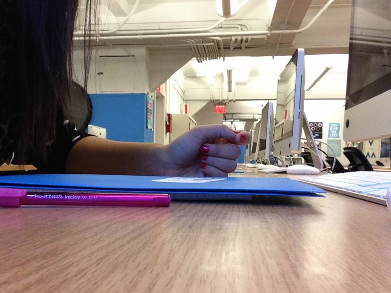First day at ShillNY 07 | Amanda Rose blog