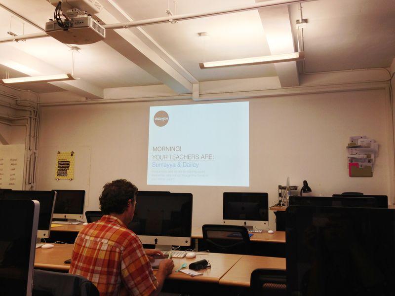 First day at ShillNY 05 | Amanda Rose blog
