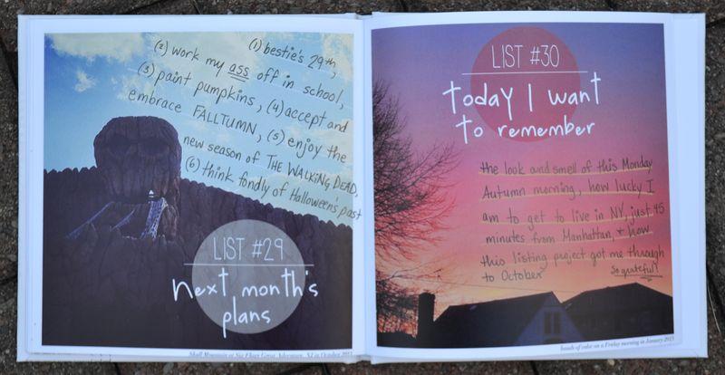 Lists 29 and 30 | Amanda Rose blog