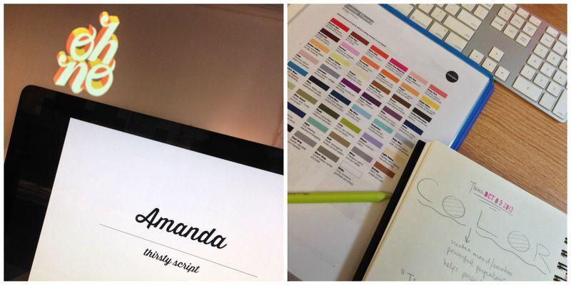 Graphic design school collage 03