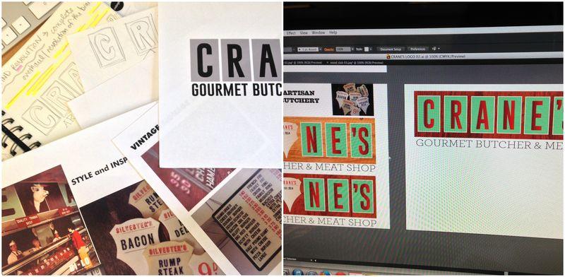 One month of design school collage 02 | Amanda Rose blog