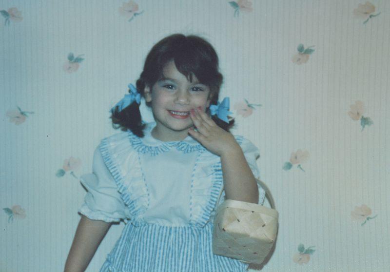 Halloweens Past | Dorothy 01 | Amanda Rose blog