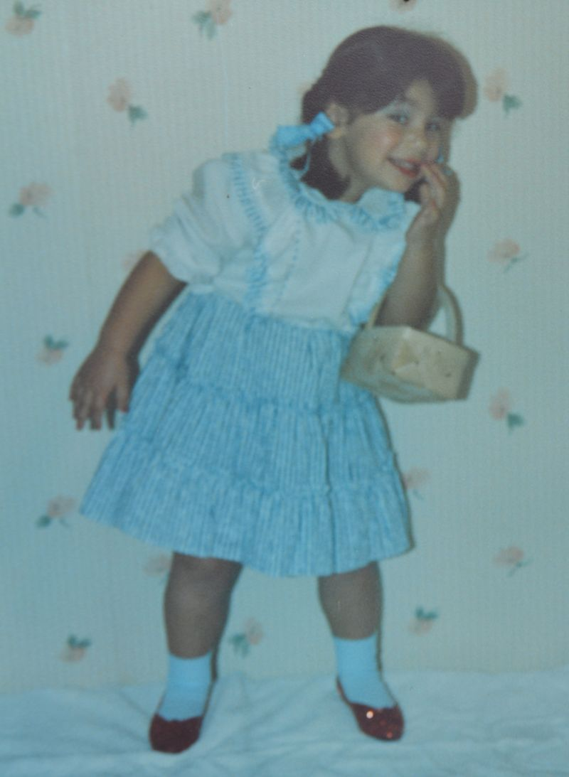 Halloweens Past | Dorothy 02 | Amanda Rose blog