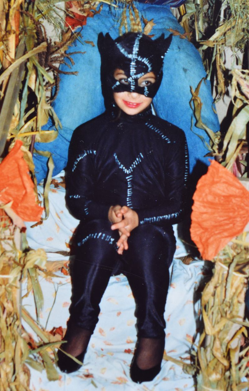 Halloweens Past | Catwoman | Amanda Rose blog
