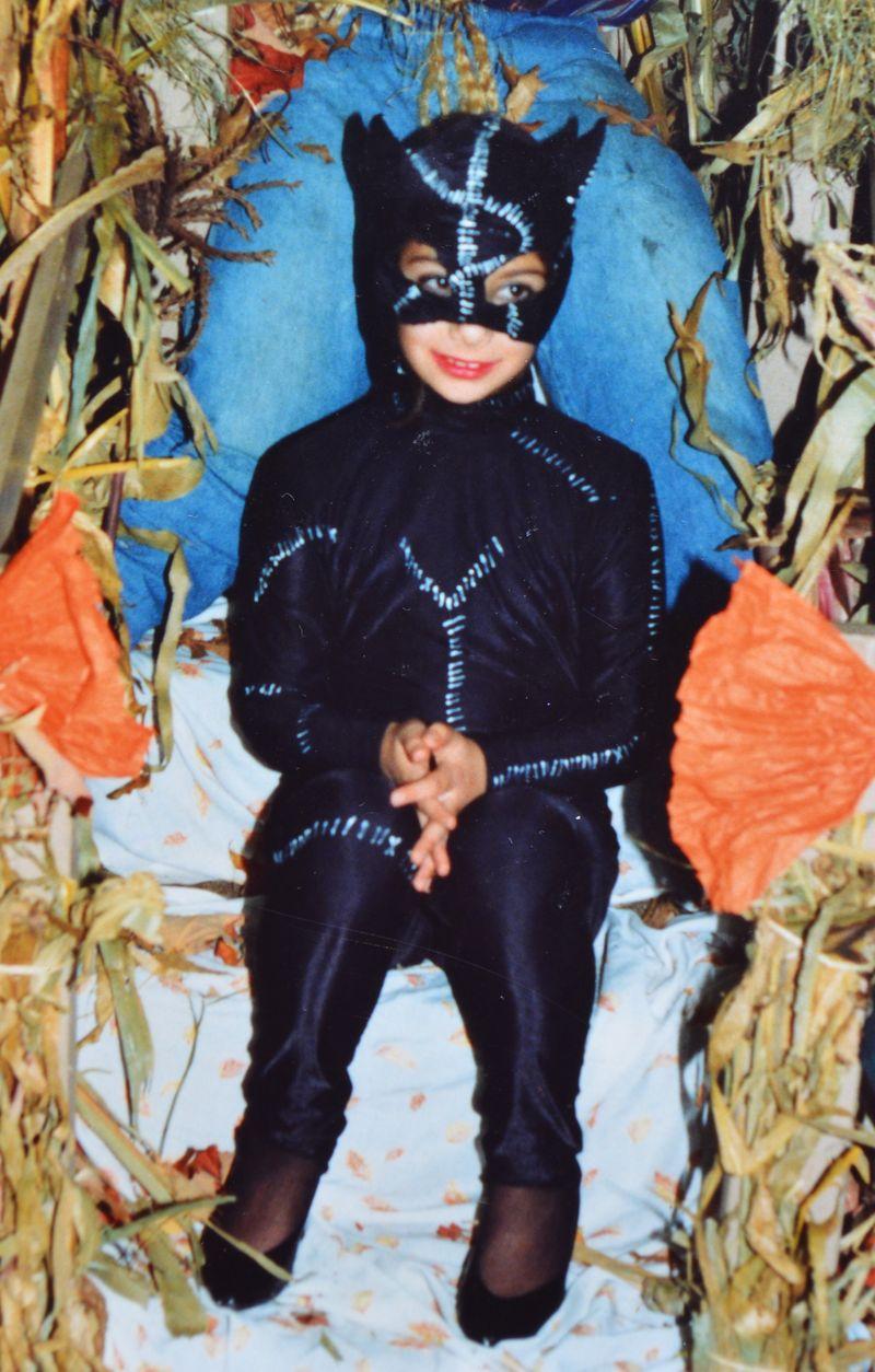 Halloweens Past | Catwoman | Amanda Rose blog