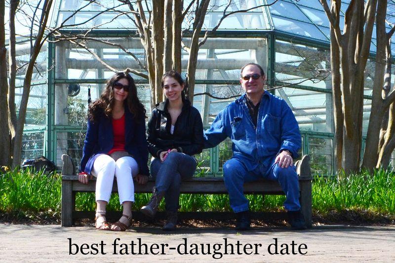 11 best father duaghter date