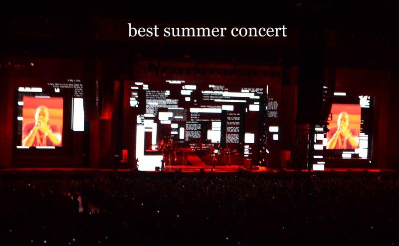 27 best summer concert