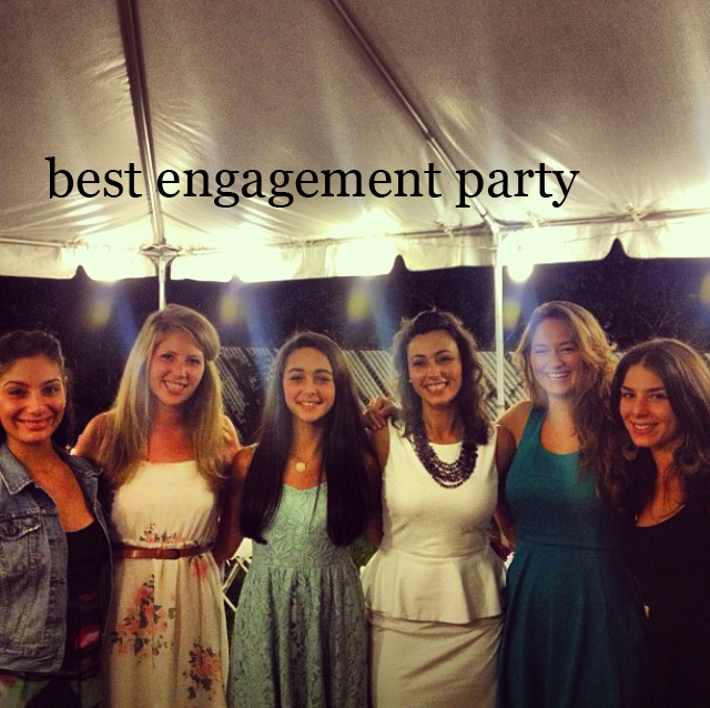 46 best engagement party