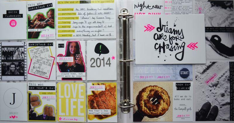 PL 2014 | week 01 | 16 | Amanda Rose blog