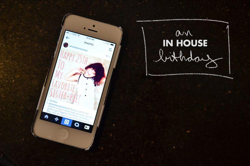 Nessas 25th Bday 01 | Amanda Rose blog