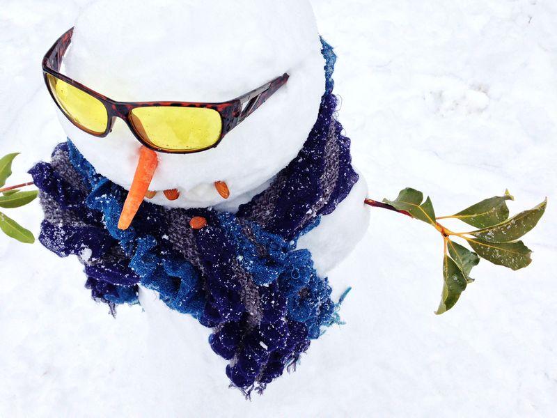 02 the snowman | Amanda Rose blog