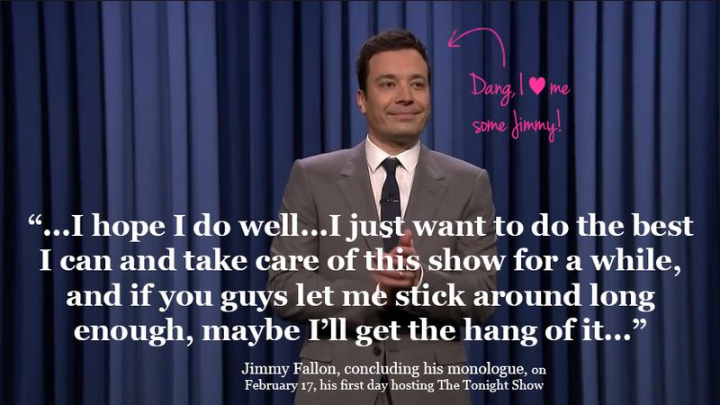 Jimmy Fallon quote | Amanda Rose blog
