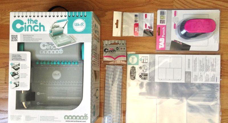 00 We R materials | Amanda Rose blog