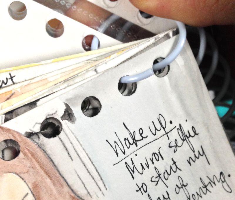 00 We R materials binding | Amanda Rose blog