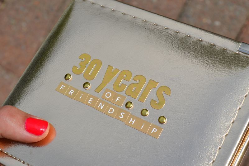 30 Years Friends Album | Part 2 | Amanda Rose blog 01