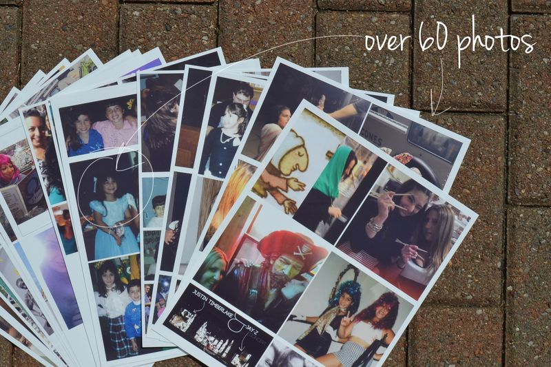 30 Years Friends Album | Part 2 | Amanda Rose blog 04