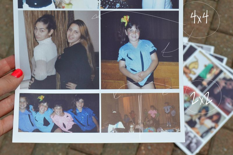 30 Years Friends Album | Part 2 | Amanda Rose blog 05